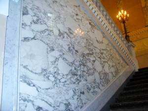 Лестница и боковина