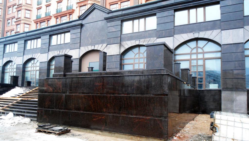 фасадные и интерьерные работы